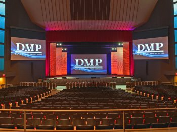 DMP Creative Services - Column Scenic Piece